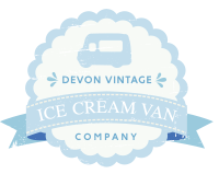 Devon Vintage Ice Cream Van Company : Hire for Wedding's, Events, Parties, Plymouth, Devon, Cornwall