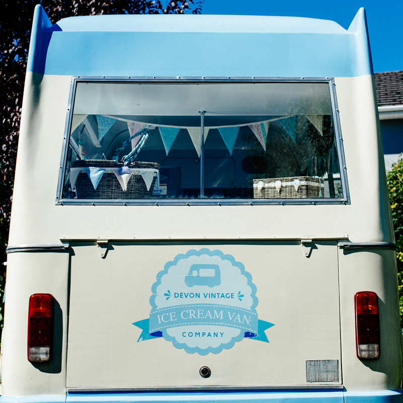 Hire Archie The Vintage Ice Cream Van
