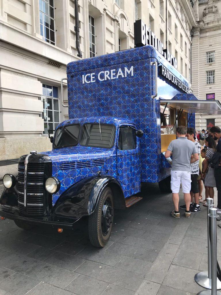 Carpigiani rapida soft ice cream machine