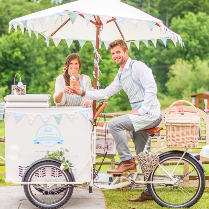 Hire Florence The Vintage Tricycle